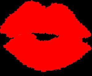 lipstick-kiss